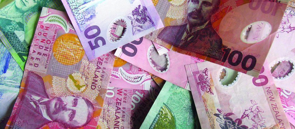 NZ cash money ISTK - Radio Samoa