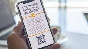 International Certificates Track COVID-19 Immunizations