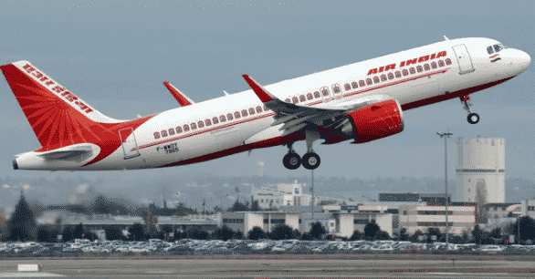 flights from India