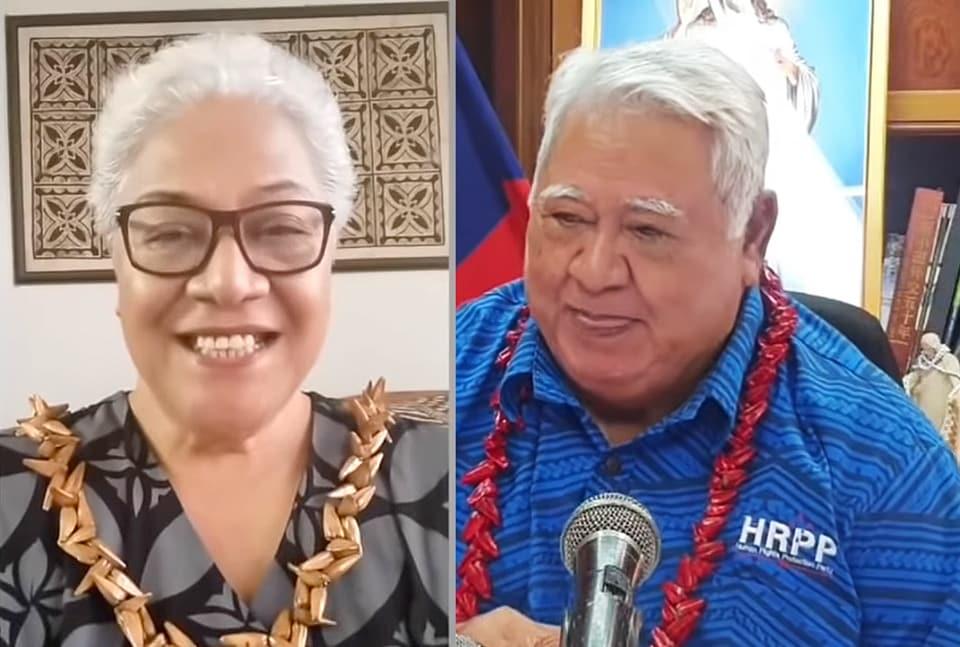 Tuilaepa Faimae - Radio Samoa