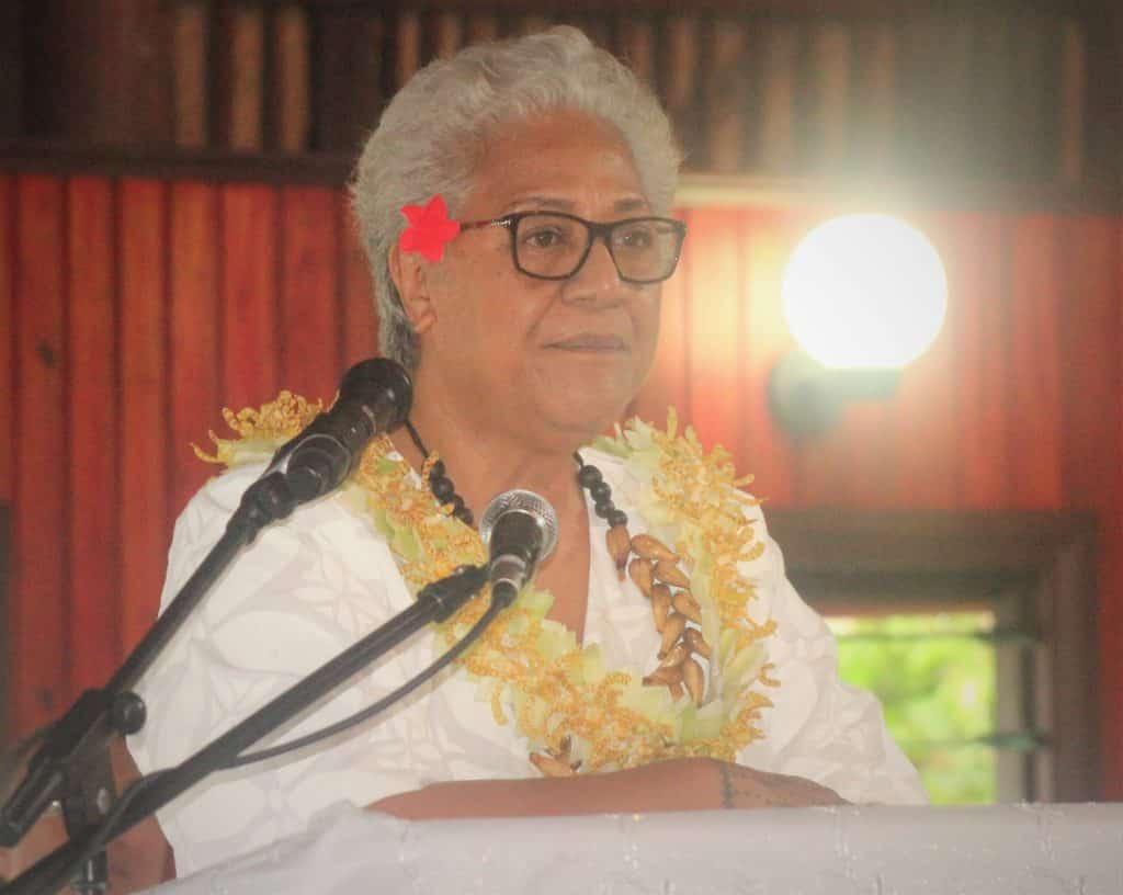 Fiame Naomi Mataafa