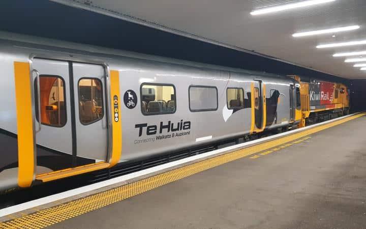 Te Huia rail link