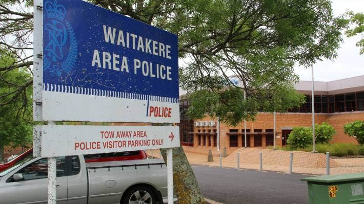 Waitakere Police
