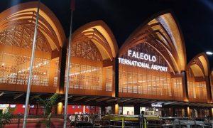 Samoa Airport Faleolo