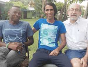 Muhamat Boochani Rintoul RNZ 680wide 1 - Radio Samoa