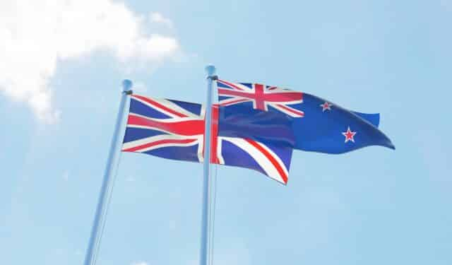 NZ and Great Britain